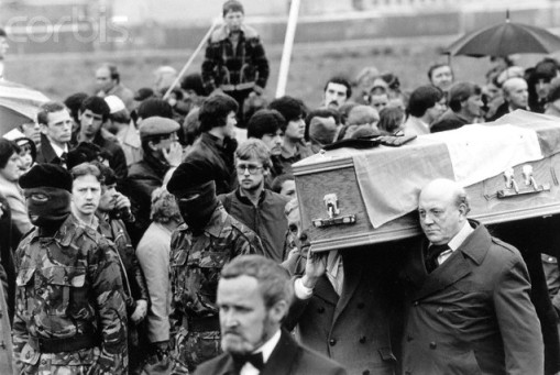 funerals of Bobby Sands