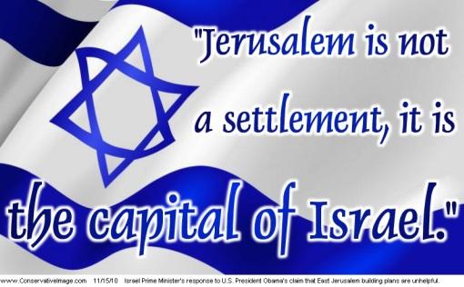 Jerusalem capital