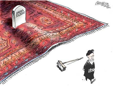 cartoon Kazemi