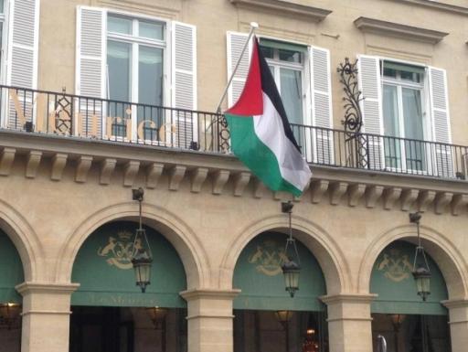 Hotel-Meurice-nazi-palestinien