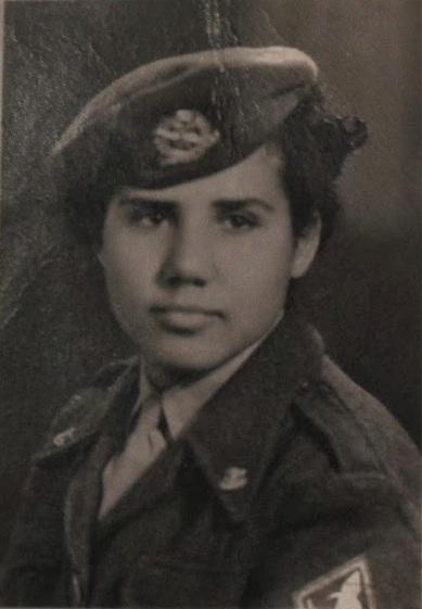 mamma soldatessa