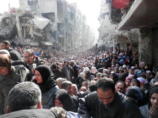 palestinesi Siria