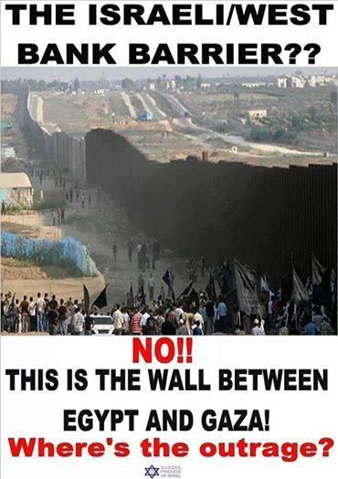 muro della vergogna