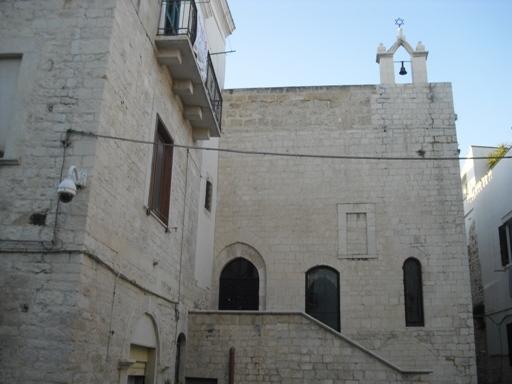 Trani sinagoga 1