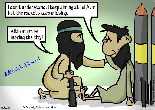 Allah-is-a-Zionist