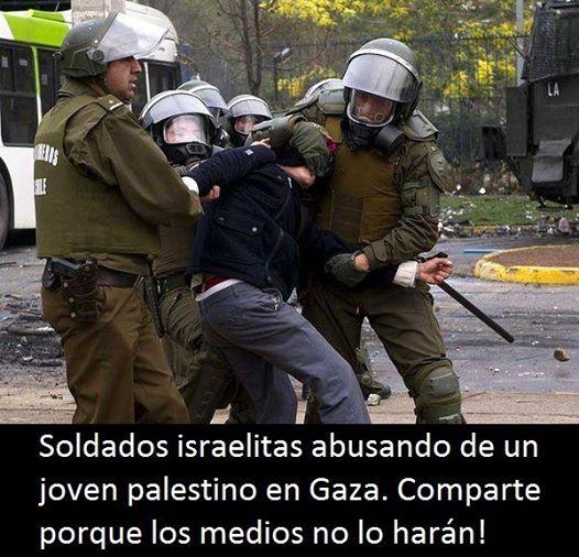 soldados sionistas