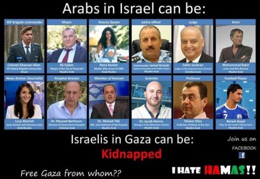 arabs in Israel
