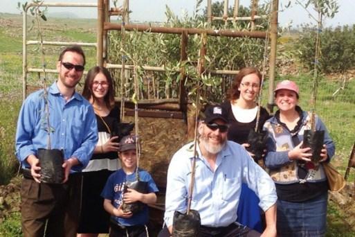 Planting-Trees-on-the-Golan