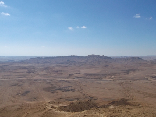 Mitzpe cratere 1