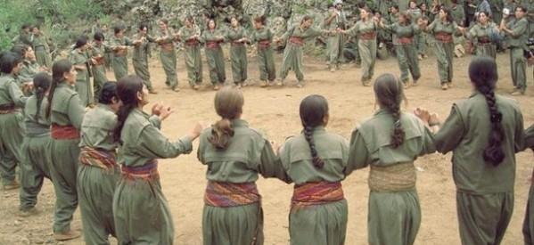 guerrigliere kurde