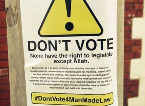 Muslims-abstain-vote