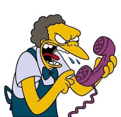 simpson-telefono
