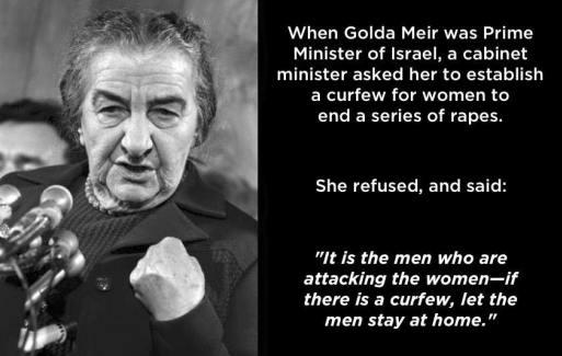 Golda-donne