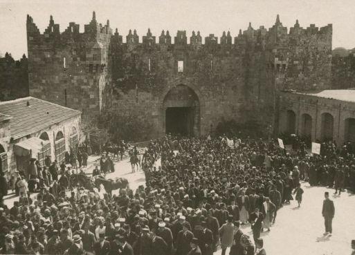 1920_demontration_Palestine