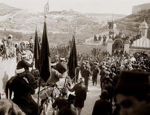 Jerusalem-nabi-moussa-april-1920