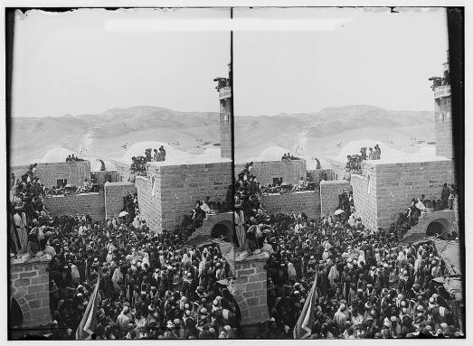 Nabi_Musa processione
