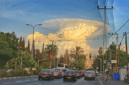 nuvola Tel Aviv