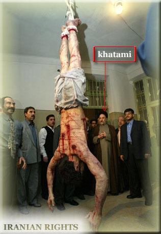 torture Khatami