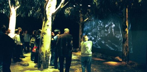 museo Palmach bosco