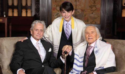 kirk-douglas-grandson-bar-mitzvah