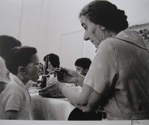 golda-grandson-april-1963