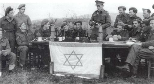 brigata ebraica