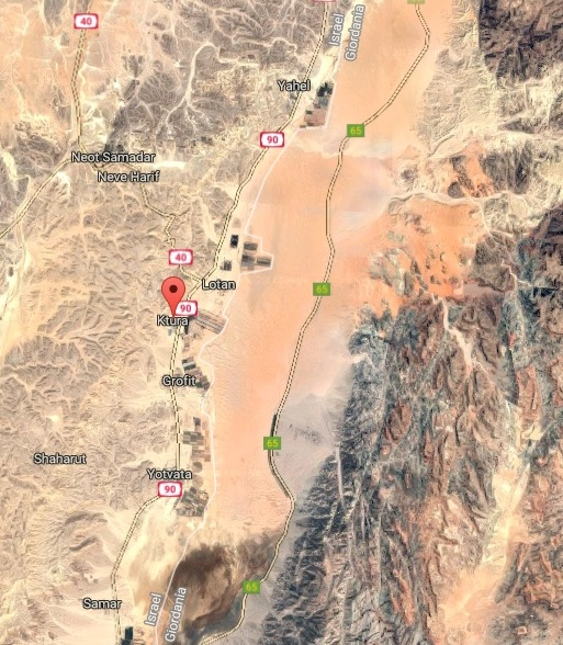 Ktora map 3