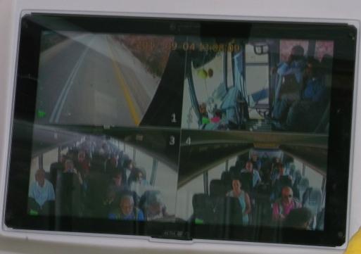autobus blindato