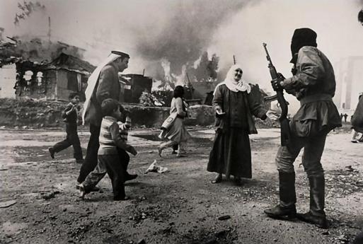 guerra civile Libano 1