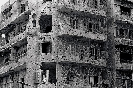 guerra civile Libano 3