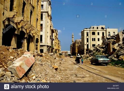 guerra civile Libano 4