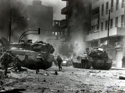 guerra civile Libano 6