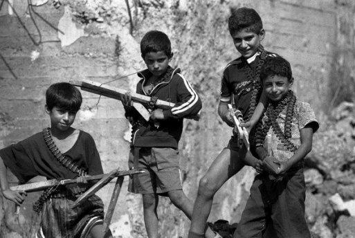 guerra civile Libano 7