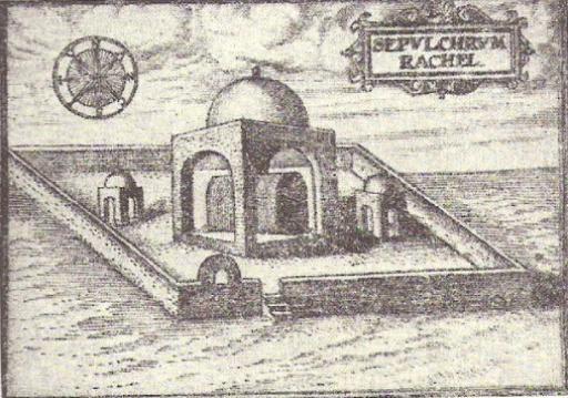 tomba Rachele 1585