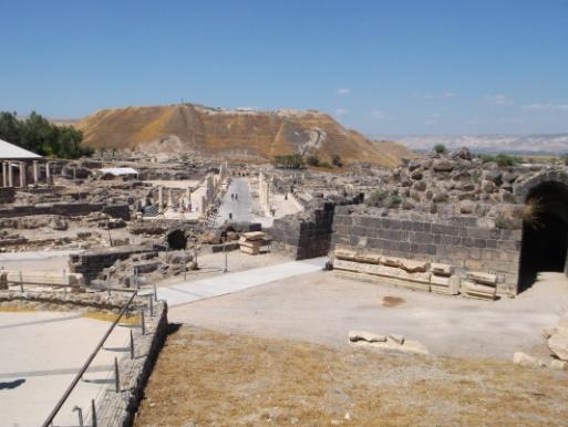 Beit Shean 2