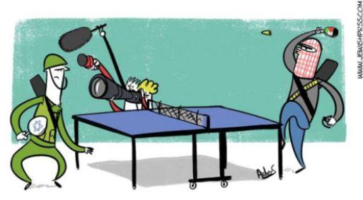 Ping-Pong-Gaza