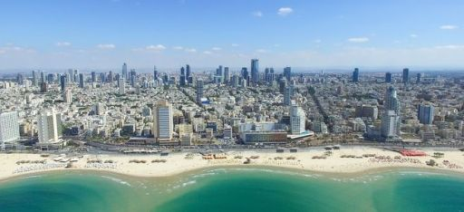 Tel Aviv oggi 1