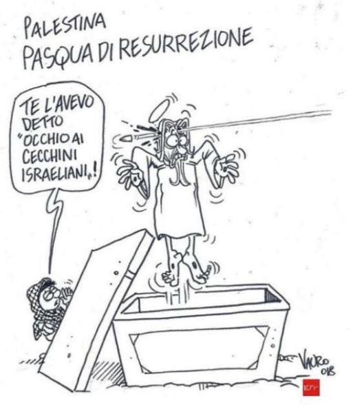 vignetta Vauro