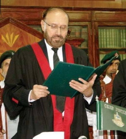 Mazhar Alam Khan Miankhel