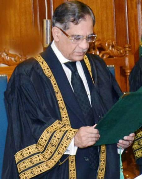 Mian Saqib Nisar
