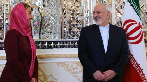 Mogherini Iran