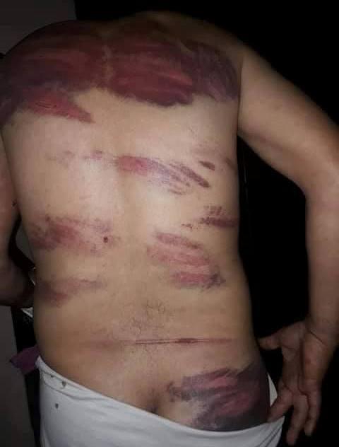 repressione Gaza