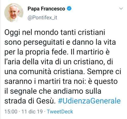 papa martiri