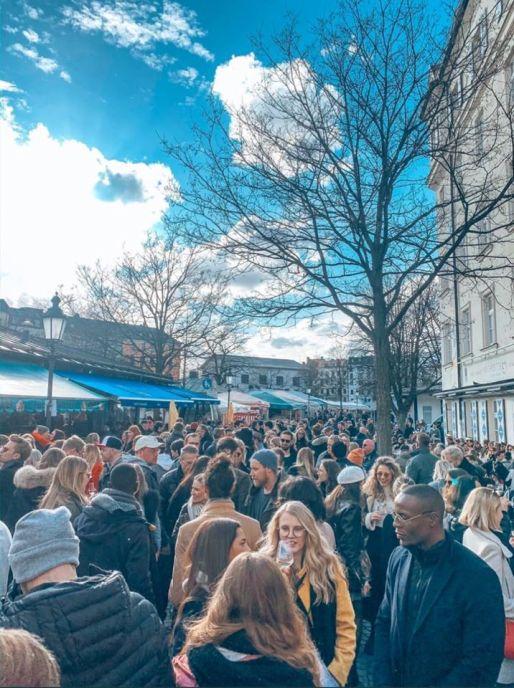 Monaco di B, 14.03.2020