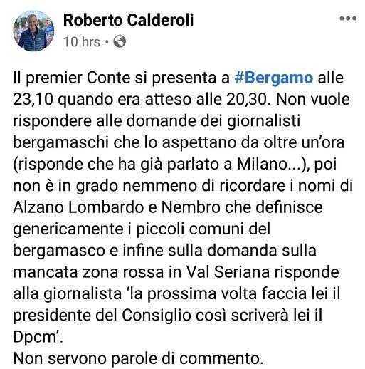 conte bergamo