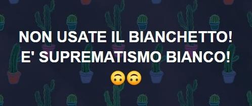 bianchetto