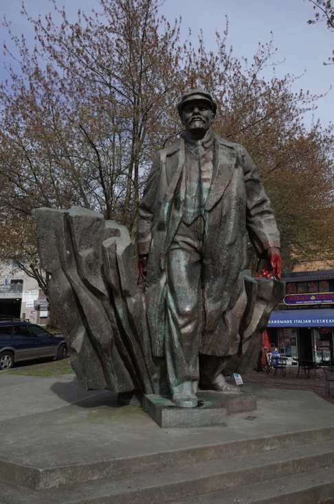 Lenin-a-Seattle