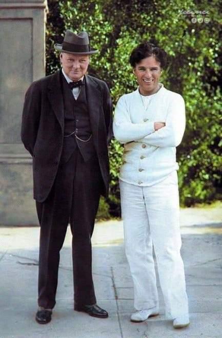 Churchill Chaplin
