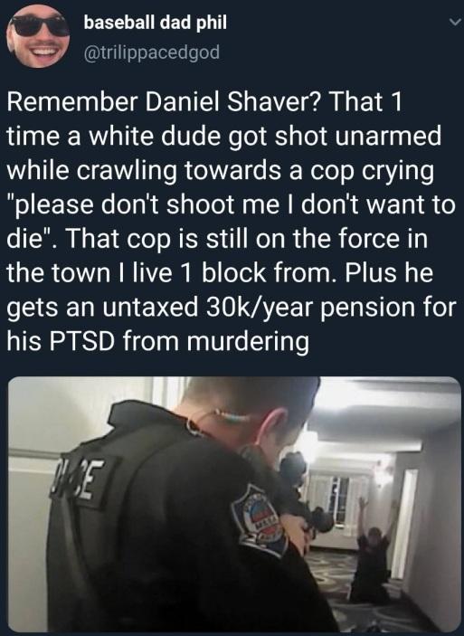Daniel Shaver